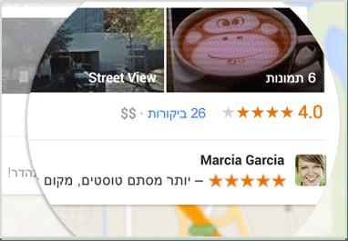 google plus recommend